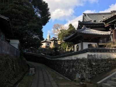 2017年最後の旅先は「どこかにマイル」第二弾で初の長崎へ ①佐世保で一泊後、平戸に行って平戸城と教会見てきました