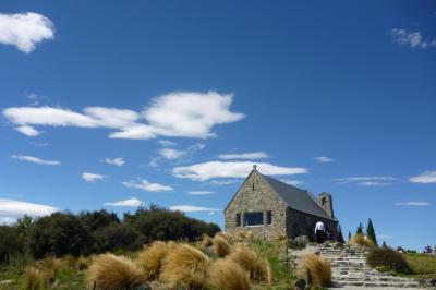 真冬から真夏のニュージーランド旅行②