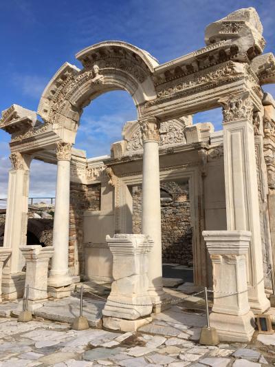 4、5日目 トルコ周遊 トルコ風呂 ハマムに行ってみた おひとり様 ツアー トロイ エフェソス