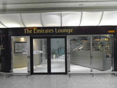 LHR(T3)  EK Lounge