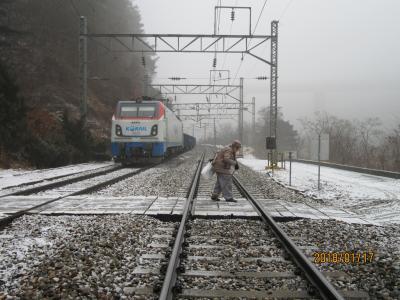 【江原道・原州】KORAIL中央線のまもなく廃線となる、ローカル感たっぷりの鉄道旅/街歩き
