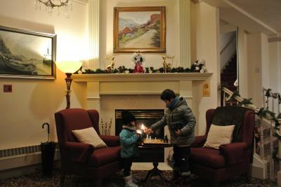 アラスカでオーロラ 4歳&9歳子連れ旅(1) 子供と楽しむ真冬のアンカレッジ