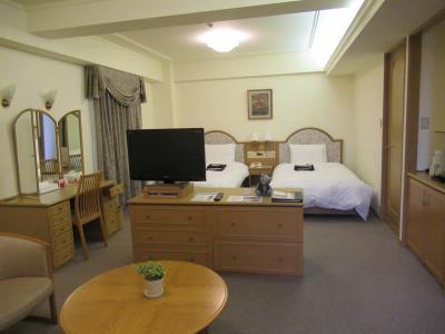 01ホテルニュータナカを探検する(館内と部屋編)