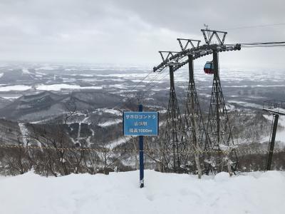 2018年の初滑りはサホロ、ガーラ湯沢では花火も