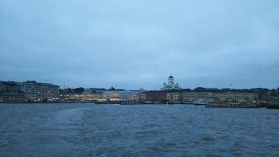 海外一人旅第14段は寒さ厳しい冬のバルト三国+ヘルシンキを巡る旅 - 6日目(ヘルシンキ観光&帰国編)