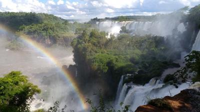 イグアスの滝 (アルゼンチンとブラジル)
