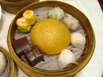香港★飲茶ランチ そして 4カ月検診 ~百樂金宴Golden Lilies Banquet~