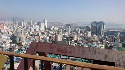 釜山1人旅