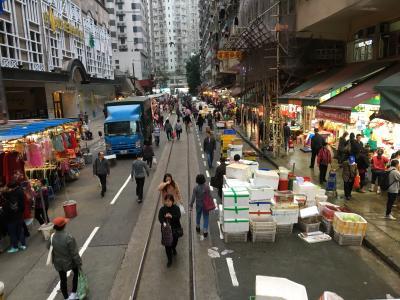 一人で香港:上環~北角~銅鑼灣