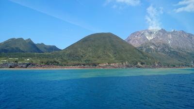 硫黄島旅行(鹿児島県)
