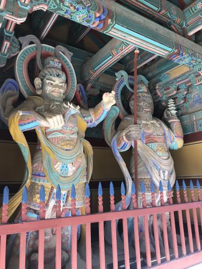 釜山食べ歩き!古墳女子と行く慶州の旅 2