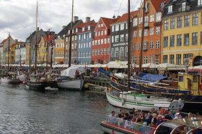 3人子連れ北欧周遊19泊の旅 デンマーク編 コペンハーゲン