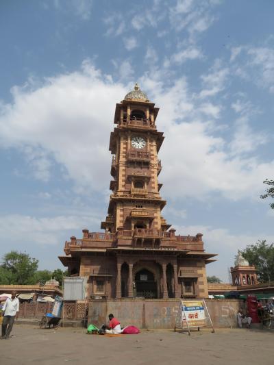 初インドを一ヶ月縦断一人旅してみた 4日目 ジョードプル700ルピーの砦