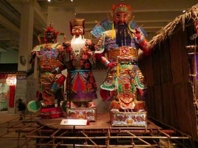 香港・マカオの旅 (2)香港歴史博物館、マカオ歴史地区
