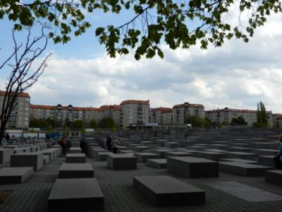 2017GW 初の東ドイツ~プラハ 【43】ベルリン最終日 ホロコースト記念碑