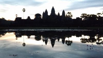 家族4人でタイ、カンボジアの遺跡巡り 2日目