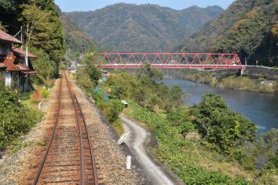 江の川とともに歩んできた三江線に乗車(広島、島根)