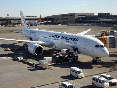 JALとANAのビジネスクラスで行く、素敵な「笑顔」に巡り会えたクアラルンプールの旅 その1 大雪に負けるな!鶴の翼、JAL SKY SUITE 3 ビジネスクラスに乗ってクアラルンプールへ
