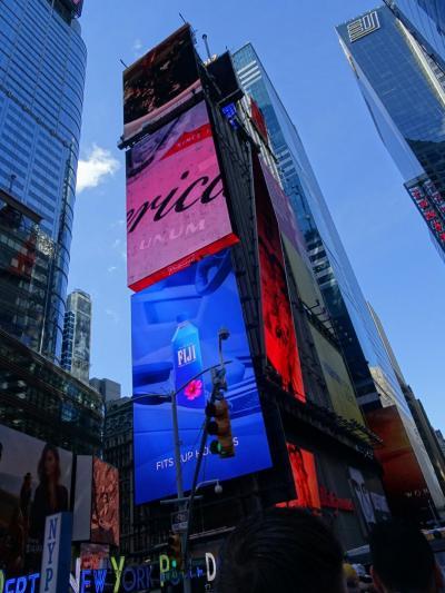 ANAビジネスクラスでいくニューヨーク5日間♪~出発偏~
