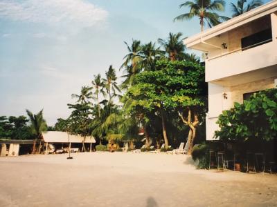 【2000】Vol.6 ダイビング・ライセンス取得 フィリピン・セブ島 旅行記
