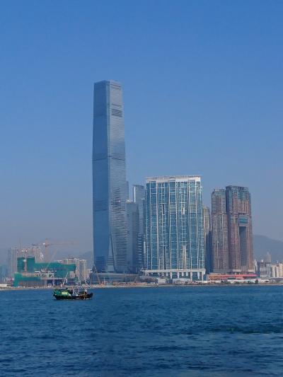 香港旅行2018《ザ・リッツ・カールトン香港》