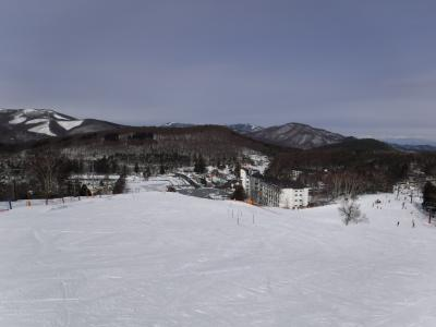 白樺リゾート 池の平ホテル スキー旅行記:2018