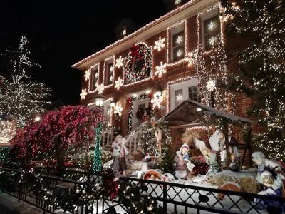 クリスマス イン ニューヨーク 2017