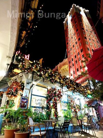 12月の沖縄旅行リゾートホテルの梯子でリラックス!2泊3日【2日目】
