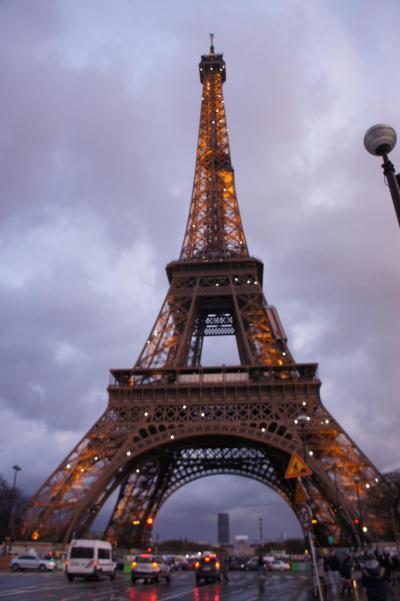 ヨーロッパ周遊記+台北旅行記3(パリ編)