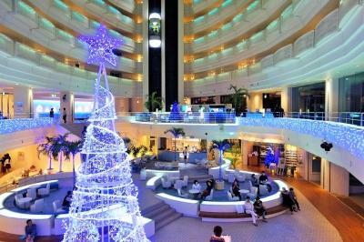 南国のクリスマス (4) ANAインターコンチネンタル万座ビーチリゾート 宿泊記 【後編】 (プレミアムクラブフロア)