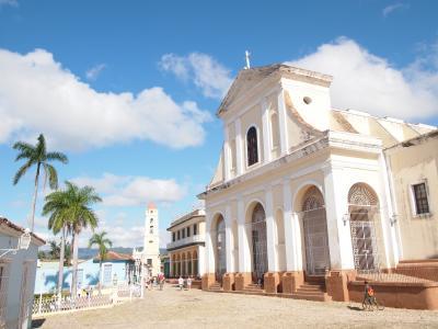 キューバ(5)カンチャンチャラで全てチャラ/トリニダー