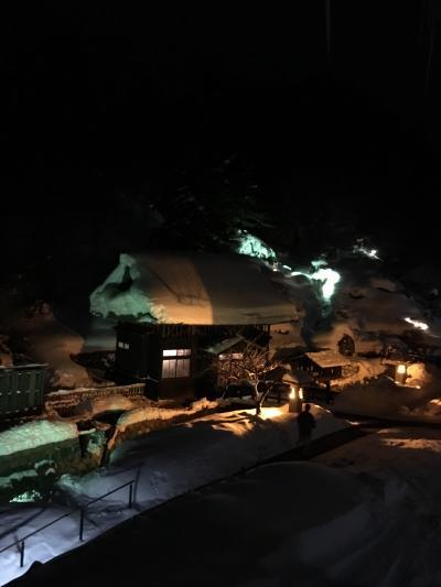 2018年 冬のごほうび温泉旅行 源泉掛け流しの憧れの高湯温泉・玉子湯に行ってきました!