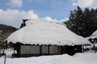 雪の高山へ撮影旅・一日目