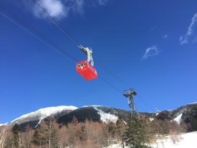 冬の信州へ。まずは蓼科でスキー! その2  ピラタス蓼科スノーリゾートへ。