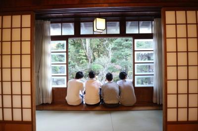 男4人恒例温泉旅行2018