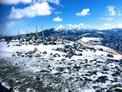 車山高原スキー場へ日帰り弾丸バスツアーにいってきました