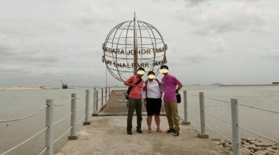 2018 1st Overseas Trip  マラッカ海峡 波 穏やかなり  ~やめようと思いつつも初旅は修行ルート~