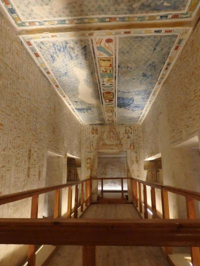 Day 6-1 エジプト旅行記(ルクソール 1)