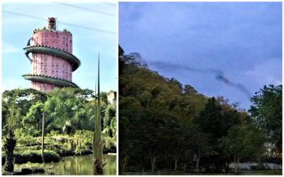かしまし女子旅訪バンコク♪♪ ラッブリーへ1泊旅行(Wat Samphran~蝙蝠寺~アムパワー)