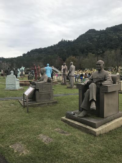 2018年台湾の旅 蒋介石の公園と原住民博物館 1