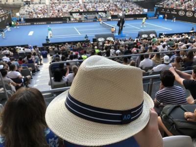 全豪オープンテニス2018観戦旅行⑥準備・費用など