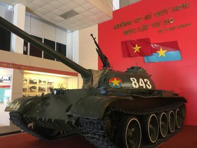 アジア縦横断の旅道中記 その16《ベトナム・ハノイ3日目。ホアロー収容所跡、ホーチミン廟、ベトナム戦争歴史博物館見学》