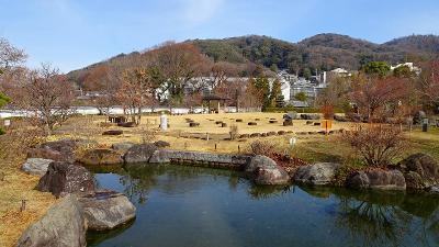 川西市から池田市へ街歩き(3) 呉服神社~池田城址公園。