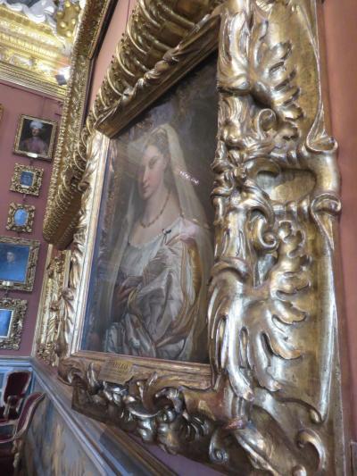 ☆...フィレンツェ美術館編...☆「ピッティ宮殿」9月13日(水)パラティ―ナ美術館はウフィツィほどの混雑無し・ラファエロを満喫出来ますよ