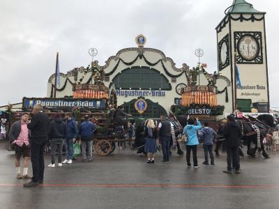 ドイツ・オーストリア旅行 ~定番コース~ ミュンヘン編