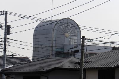 上矢部の丸屋根ドーム