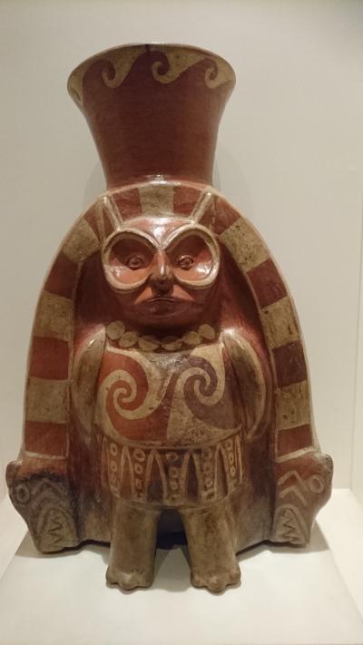 ペルーアンデス紀行4 ラファエル・ラルコ・エレーラ博物館 意外と良かったエロラ博物館