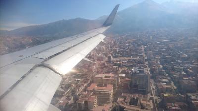 ペルーアンデス紀行6 リマから赤いアンデス山脈を越え、インカ道を見下ろし、大きな湖を見ながら古都クスコに