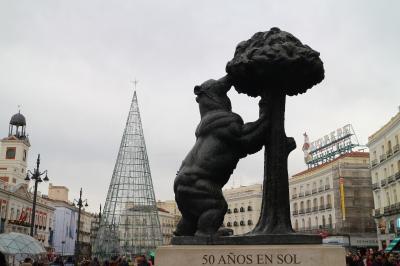 年末のマドリード旅行 その1 マドリード市内観光編