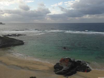 初めての沖縄家族旅行(1)